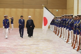 Iran, Japan Discuss Ties, Nuclear Deal Standoff With U.S.
