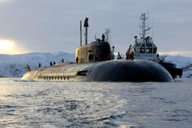 Russian Navy Will Get 4 New Nuclear-Powered Subs In 2020