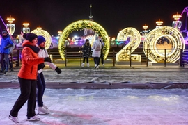 Here Are Best Ice Rinks In Moscow For New Year Celebrations