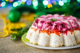 Here Are New Year's Common Food Traditions In Caspian