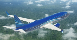 Azerbaijan Airlines Ranked 'Most Punctual' In Europe