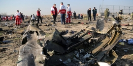 "Iran Apologizes For ""Mistakenly"" Downing Ukrainian Plane"