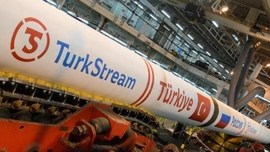 Russia Opens TurkStream, Carrying Gas To Europe, Amid U.S. Pressure