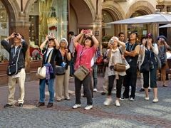 Tourist Numbers Hit Record High In Azerbaijan