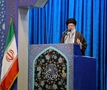 Iran's Supreme Leader Says Europeans Are Serving US Interests