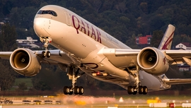 Qatar Airways To Launch First Nonstop Flights To Kazakhstan