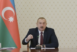 President Aliyev Reacts to PACE's Recent Resolution on Azerbaijan, Accusing It of Hypocrisy