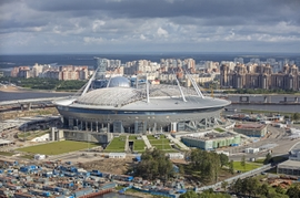 UEFA Inspector Says Saint Petersburg Stadium Is Ready To Host Euro 2020