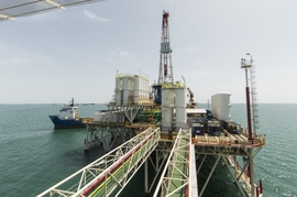 Azerbaijani And US' Oil Field Service Companies Create Joint Venture in Caspian