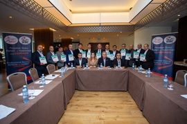Azerbaijan Professional Boxing Federation Involves Judges & Referees In First International Training