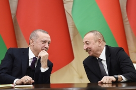 Aliyev & Erdogan Agree to Realize Big Projects for Azerbaijan's Nakhchivan