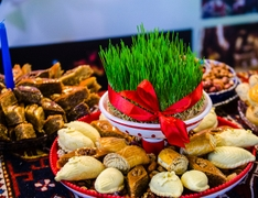Caspian Nations Celebrate Novruz