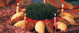Khoncha As Essential Part Of Novruz Celebrations