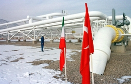 Iran-Turkey Gas Exports Halted After Pipeline Explosion