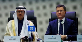 Russia, Saudi Arabia Reaffirm Commitment to OPEC+ Deal, Mull Further Output Cuts