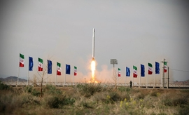 Iran Slams U.S., Europe Stances On Satellite Launch