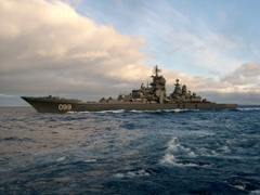 Russian Northern Fleet Is Monitoring NATO Destroyers In Barents Sea