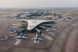 Baku's Heydar Aliyev International Airport Named Best Airport By Skytrax