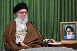 Iran Leader Says US Military Will Be Expelled From Middle East