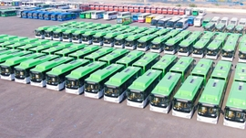 Kazakhstan Concerned About Environmental Issues, Purchases Eco-Friendly Buses