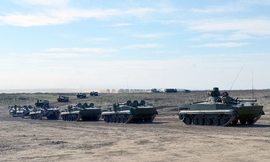 Azerbaijan Says It Reserves Right to Use Force to Liberate Occupied Territories
