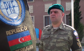 Next Group Of Azerbaijani Peacekeepers Leave For Afghanistan
