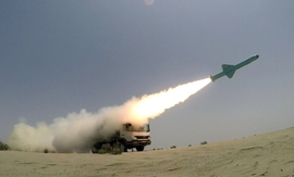 Iran Test Launches New-Generation Cruise Missiles