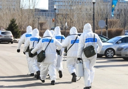 Kazakhstan Tightens Restrictions After Virus Cases Reach 16,000