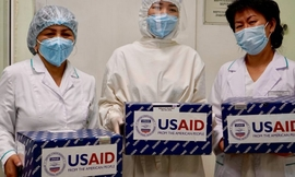 US Sends Supplies To Kazakhstan To Contain Coronavirus Outbreak