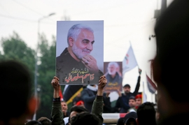 Iran Issues Arrest Warrant For U.S. President Over Drone Strike On Soleimani