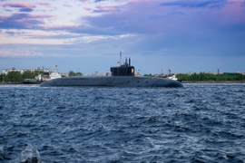 Russian Navy To Get New Nuclear-Powered Submarine This Year