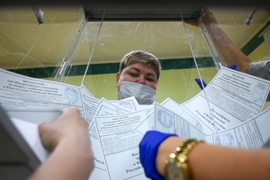 Strong Majority of Russian Voters Support Constitutional Changes