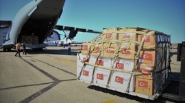Turkey Sends Medical Aid to Azerbaijan to Fight COVID-19