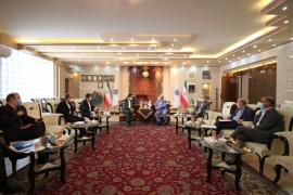 Iran Calls For Expansion Of Economic Ties With Azerbaijan