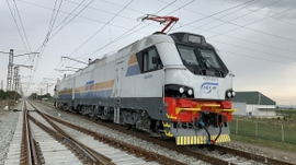 Azerbaijan Railway Gets Boost As Test Runs Of New Hi-Tech Locomotives Begin