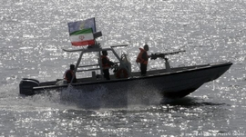 Iran Seizes UAE Vessel In Persian Gulf After Fishermen Killed