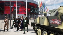 Russia Kicks Off International Military Expo Army-2020
