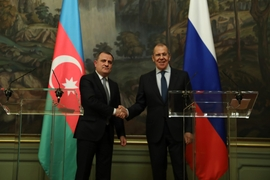 Baku, Moscow Aim To Keep Regional Projects Alive