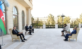 President Aliyev Expresses Concern Over Greek-Armenian Military Cooperation