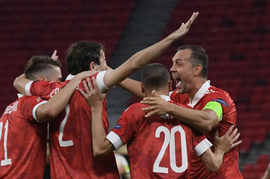 Caspian National Football Teams Kick Off UEFA Nations League Campaign