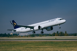 Air Astana to Launch Non-stop Flights to Frankfurt