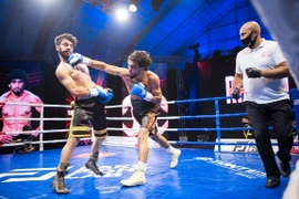 'Fight Night' Professional Boxing Event Makes Debut in Azerbaijan