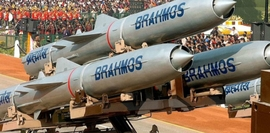 Russia, India Plan to Jointly Upgrade BrahMos Missile