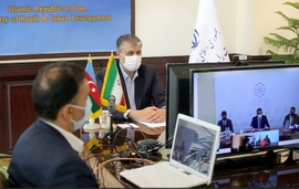 Iran, Azerbaijan Discuss Expanding Transport Ties