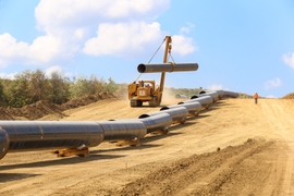 Azerbaijan Eyes Gas Export Boost As TAP Nears Completion