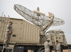 Iran Unveils New Domestic Radar Systems