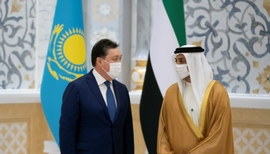 Kazakhstan, UAE Sign Deals Worth Over $6 Billion