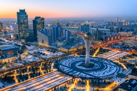 Kazakhstan Turns To EU Countries For Economic Boost
