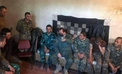 Armenian Soldiers Camouflage in Azerbaijani Military Uniforms
