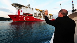Turkey Receives Largest Share of Gas Supplies From Caspian Region